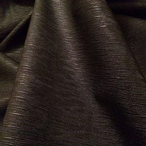 Siyah Desenli Suni Deri