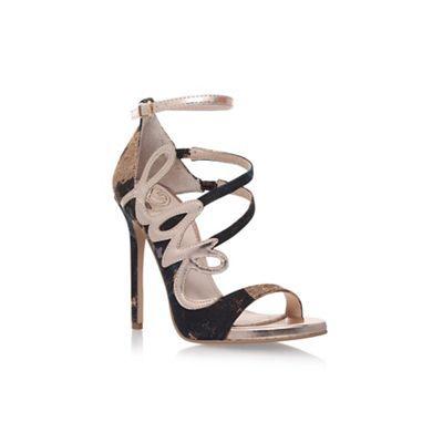 KG Kurt Geiger Other 'Hex' high heel sandals | Debenhams