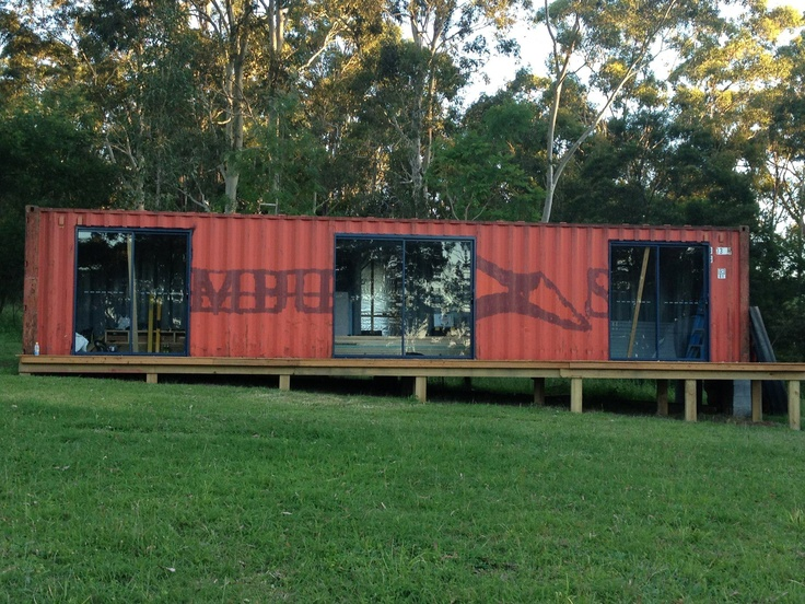 Pinterest container homes etc 17 container architecture pop up stores - Container store home ...