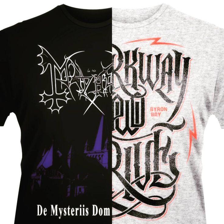 Mayhem si Parkway Drive se apropie de Romania. Comanda acum tricoul cu trupa preferata. Livrare imediata! www.metalheadmerch.ro #romania