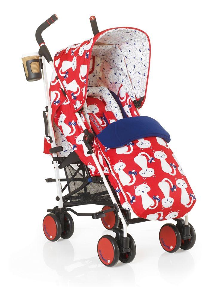 Cosatto Supa Stroller Catwalk
