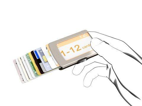 I-CLIP: Das innovative Kreditkartenetui