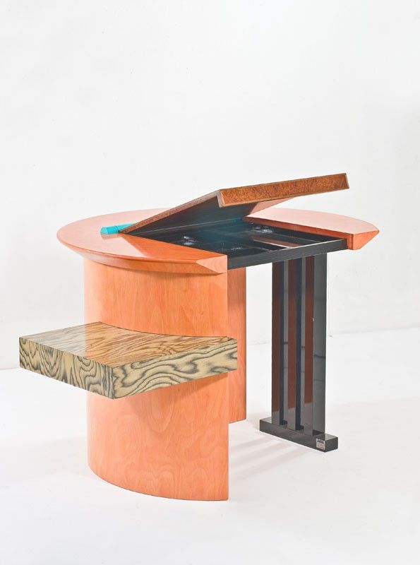 memphis, aldo Cibic, bureau sophia, 1985.