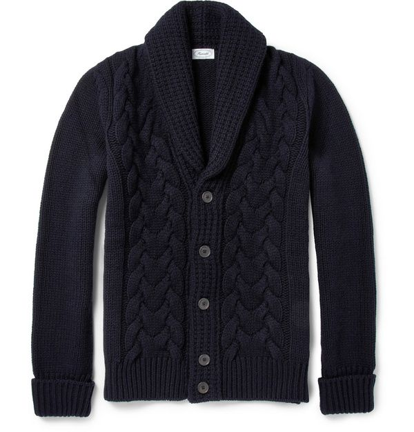 Façonnable - Mode homme: les essentiels de l'automne-hiver
