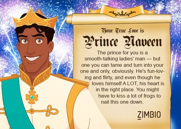 Quiz: Which Disney Prince Is Your True Love 3