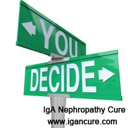 Question: I am having focal segmental glomerulosclerosis (FSGS) and diagnosed as CKD stage 5. Doctors have said dialysis and transplant is the only option left. Is there any other way I can combat this as am only 23 and wish to live a long life.