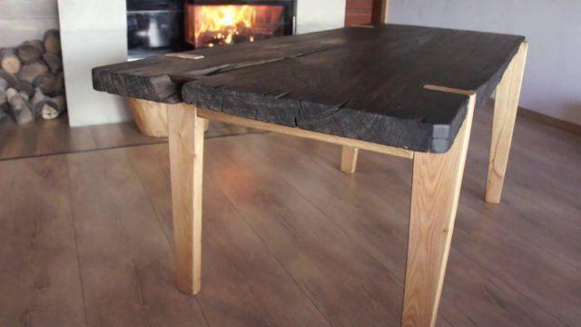 Table black oak 1600 years old