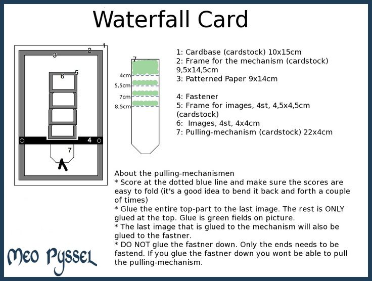 Waterfall Card                                                                                                                                                                                 More