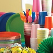 Best site for not so expensive party supplies. Also a great website to get ideas as well.