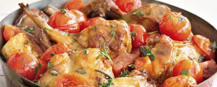Il piatto forte della #cucina ischitana! Buon appetito a tutti :) #ischia #coniglioallischitana