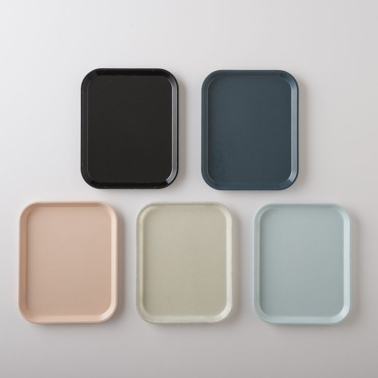 1-Compartment Cafeteria Tray