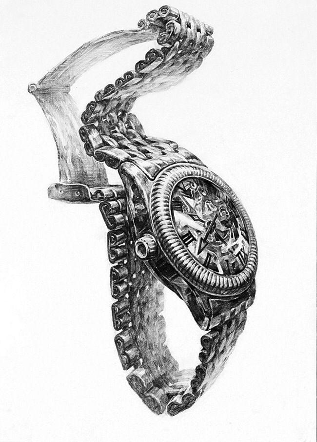 시계 (메탈)