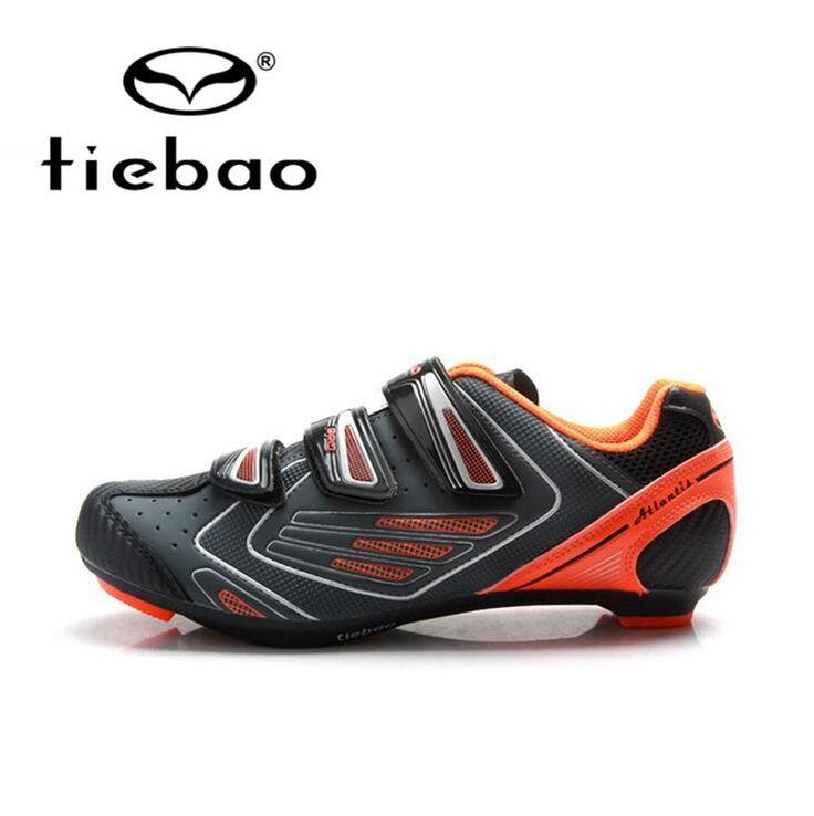 Tiebao Cycling Shoes Road Bike Shoes Men Women Cycle Bike Self-Locking Sneakers Athletic Shoes zapatillas de ciclismo