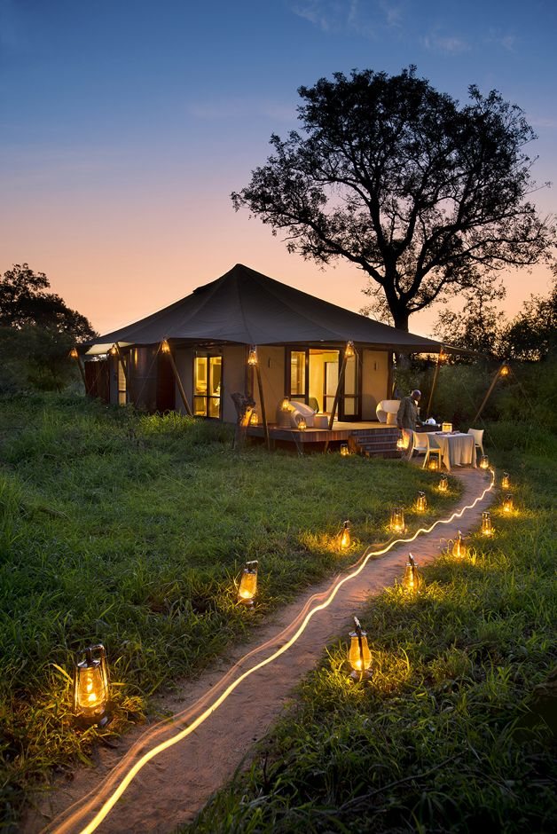 Ngala Tented Camp | South Africa.