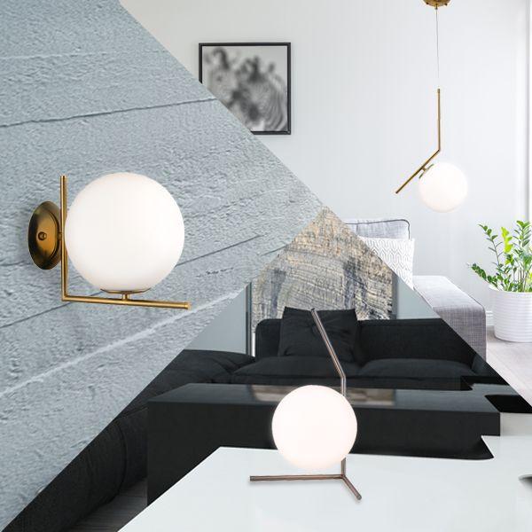 The elegant Drake lights from our #replica #designerlighting #MichaelAnastassiades range