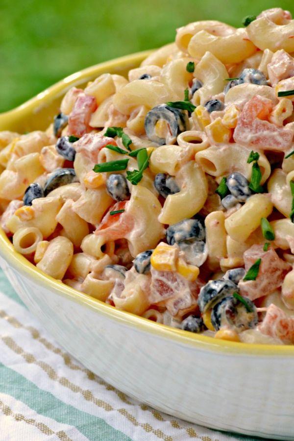 13 Picnic-Perfect Pasta Salad Recipes   The o'jays ...