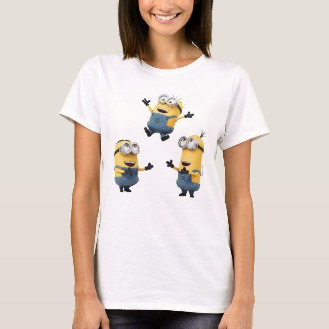 ragazzo MINIONS T-shirt