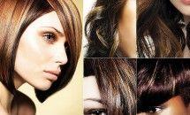 Idei de suvite pe par brunet
