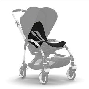 Bugaboo Bee 3 Bebek Arabası Oturma Ünitesi Kumaşı Siyah Dünyanın önde gelen markalarından Bugaboo bebeklerin seyahat esnasında nelere ihtiyacı varsa tek tek düşünüp bunları birbirinden şık tasarımları ile ürünlerine dökmüştür.Siz değerli müşterilerimize mağazalarımızda sunmaktayız