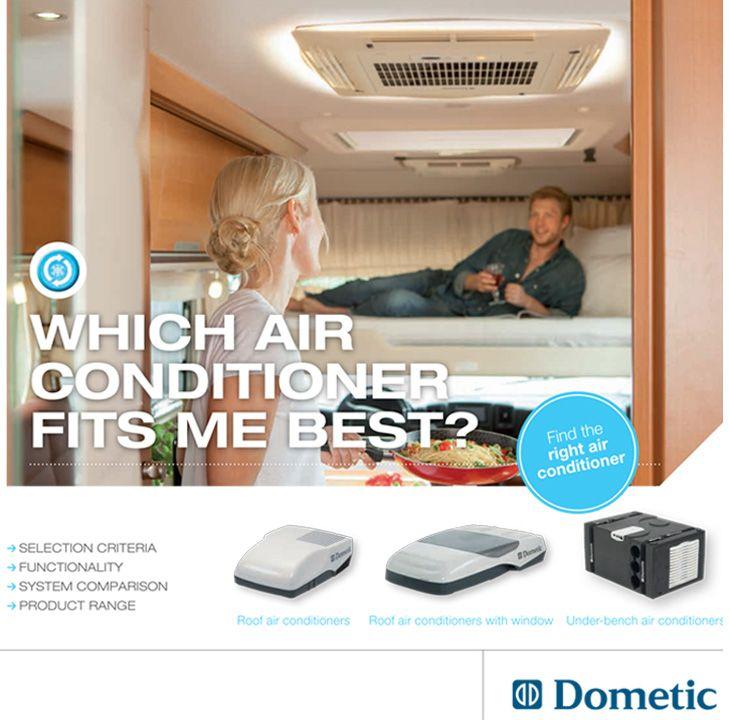 Which Air Conditioner is best - Caravan & Motorhome http://www.leisureshopdirect.com/whichaircon