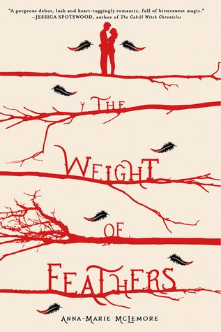 The Weight of Feathers. 2016 William C. Morris Award Finalist.