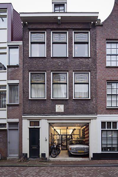 ancien-garage-renove-james-van-der-velden-amsterdam - Photo: Louise de Miranda