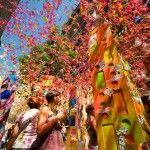 Not Your Average Block Party: La Festa Major de Gràcia 2015