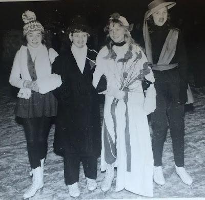 Eva Swedenmarks Värld: På Valborg var det majbrasan på Norra berget som g...