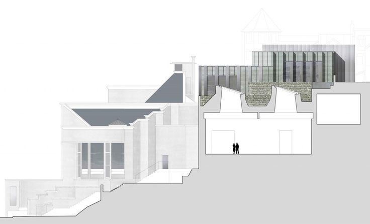 Tate St Ives, Cornwall, Jamie Fobert Architects
