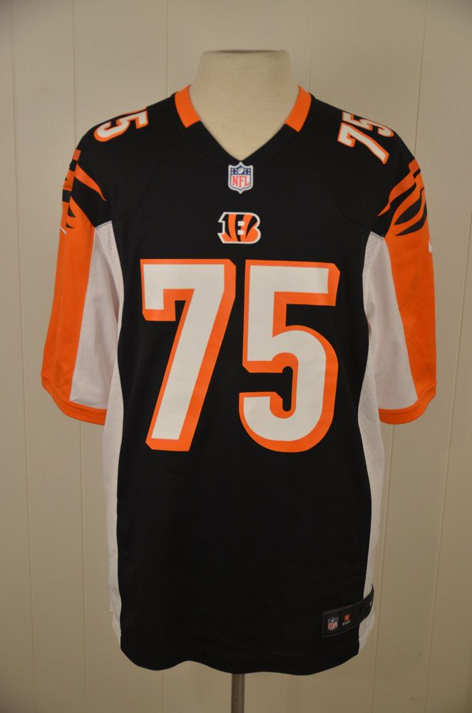 new products 5b5ef 0e02a Nike Cincinnati Bengals Replica Jersey #75 Devon Still NFL ...