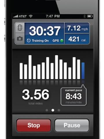 gps mileage tracking app iphone