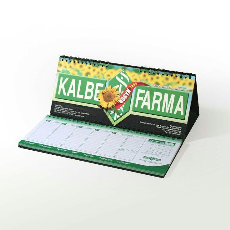 Kalender Meja Obgyn Kalbe Farma