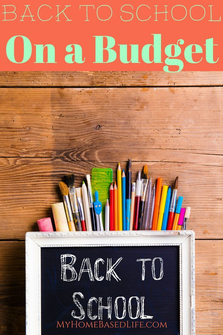 Before you send the kids back to school, you have to do some ...