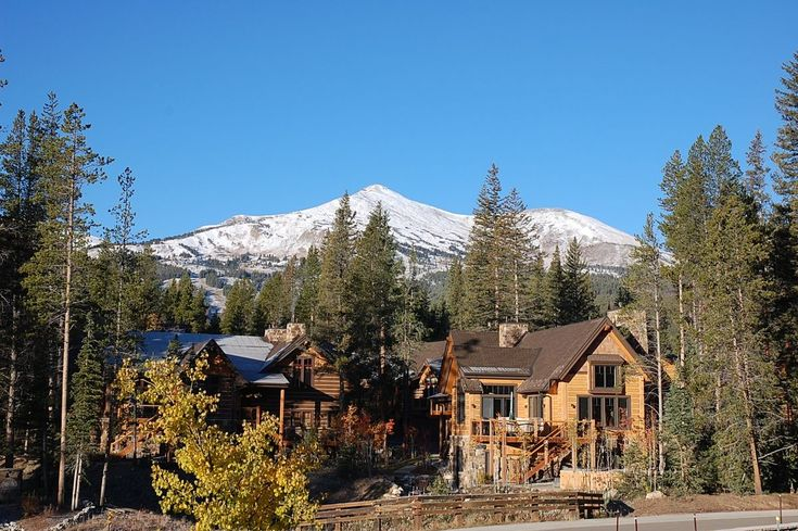 Mountain Shacks For Sale Breckenridge Homes Colorado Ski