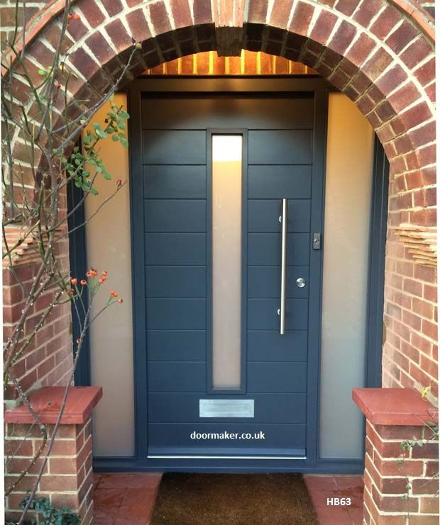 contemporary door and sidelights & 25+ best ideas about Contemporary doors on Pinterest ... Pezcame.Com