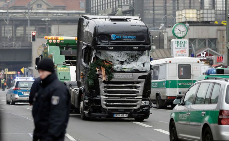 ❝ El sistema autónomo del camión que se usó en el atentado de Berlín evitó que muriera mucha más gente ❞ ↪ Vía: Entretenimiento y Tecnología en proZesa