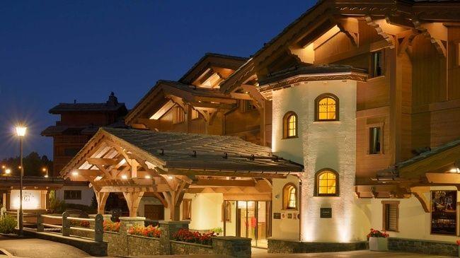 Guarda Golf Hôtel & Résidences, Crans Montana | Suíça Turismo