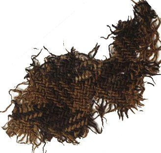 Diana Gabaldon (@Writer_DG) Yoor Wullie‏ @YoorWullie on Twitter   The Falkirk Sett tartan, the oldest tartan ever found on the British Isles, circa 300 AD.   Picture: National Museum of Scotland