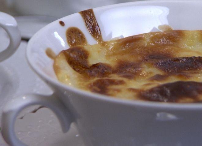 Sütlac, azaz sült tejberizs | Gasztroangyal