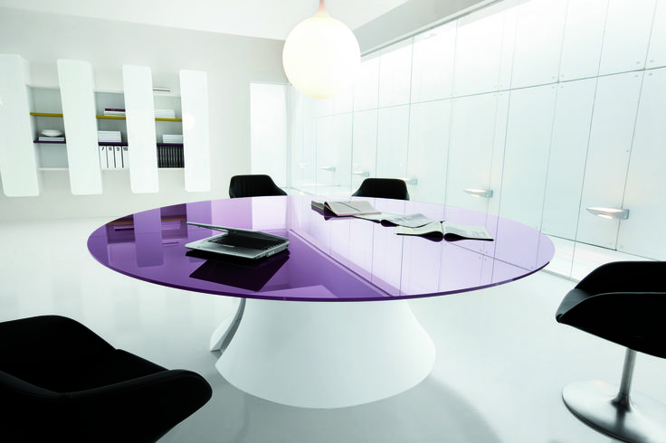 Executive Round office Table #GroupTable