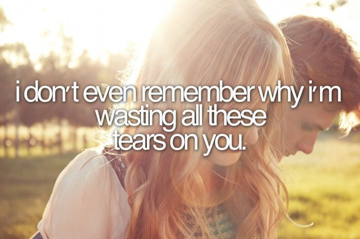 Wasting All These Tears by Casadee Pope