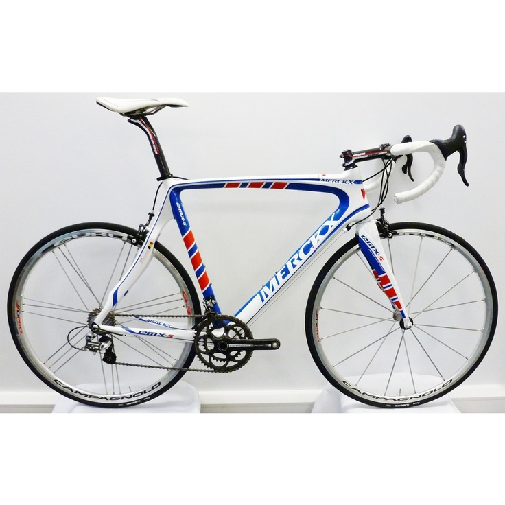 Eddy Merckx EMX-5 Campagnolo Record   Eddy Merckx Road Bikes   Merlin Cycles