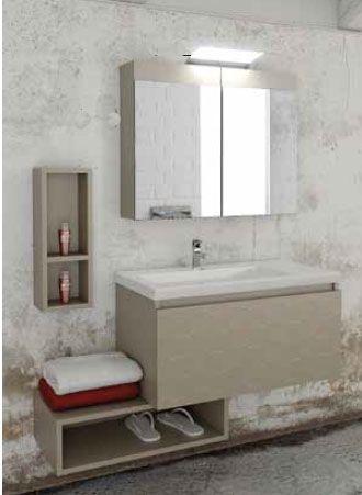 έπιπλο μπάνιου space 85 εκ χ 44 εκ δείτε τον σύνδεσμο http://polisinthesi.gr/epiplo_mpanioy-kremasto-space-85-x-44/