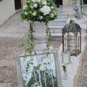 Elegant στολισμός γάμου