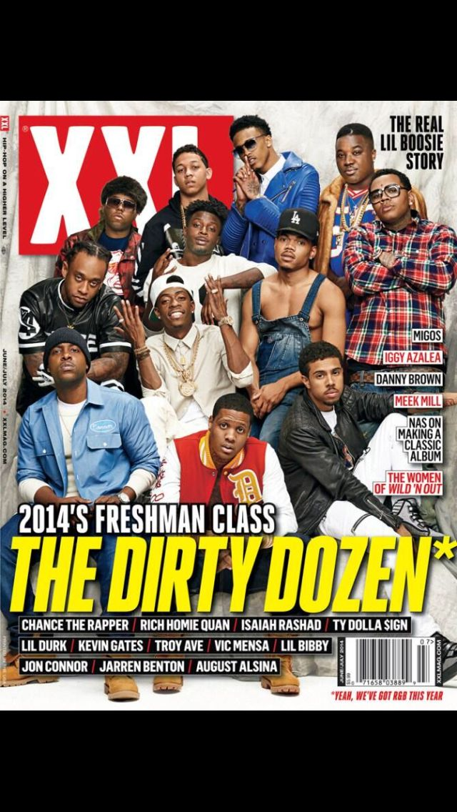 Xxl Magazine 2014 Freshman 28 best ideas about DL...