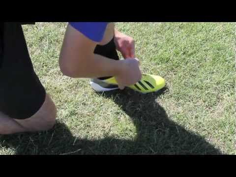 We take a look at the latest speed boot from adidas, this is the football specific version which some players prefer of the rugby specific RS7 II Pro. Have a watch …