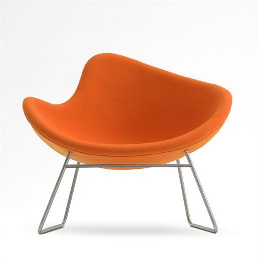 K2 Sled Chair by Busk Hertzog