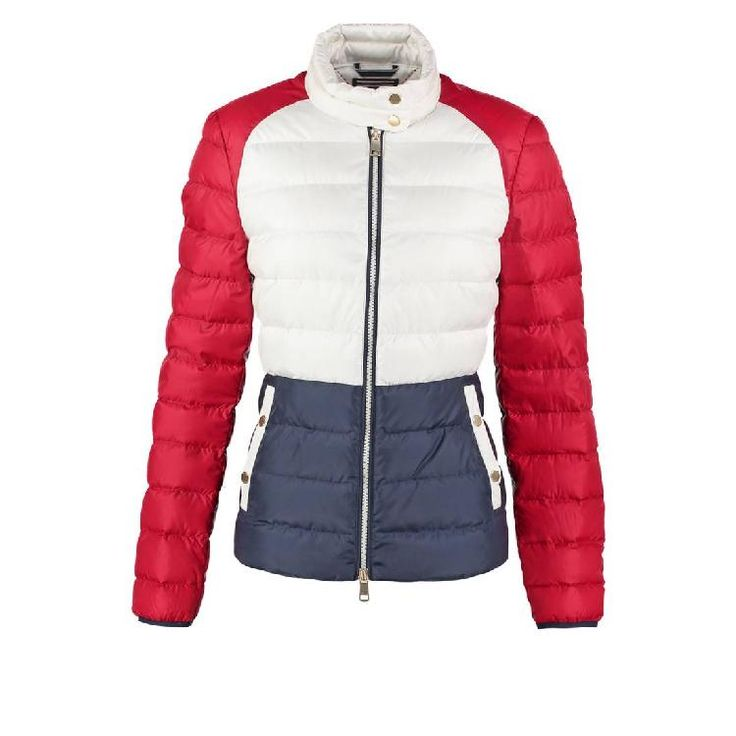 ICON  - Daunenjacke - red by Tommy Hilfiger