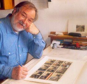 Entrevista al ilustrador italiano Roberto Innocenti. Por Gabriela Mariel Arias.