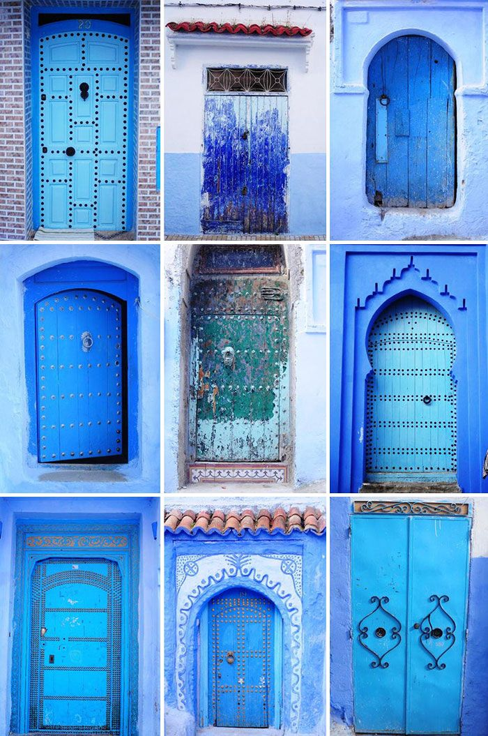 So many unique doorways and designs, great inspiration